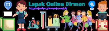 logo lapak online dirman